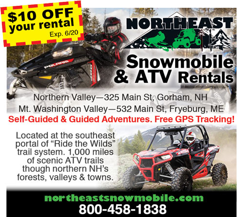Northeast Snowmobiling