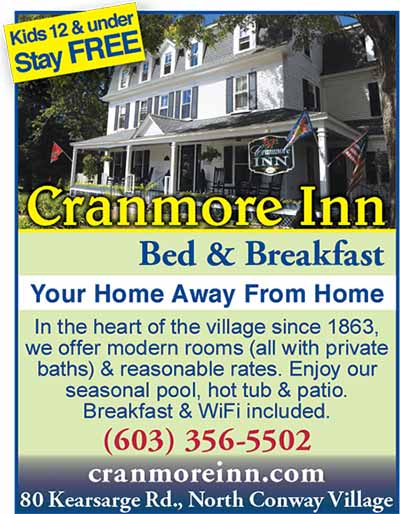 Lodging Coupons & Discounts | North Conway Coupons