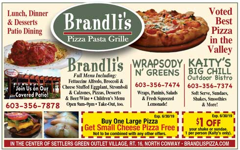 Brandli's Pizza