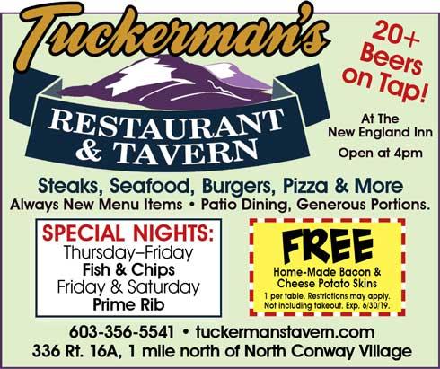 Tuckerman's Tavern