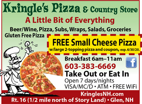 Kringle's Pizza