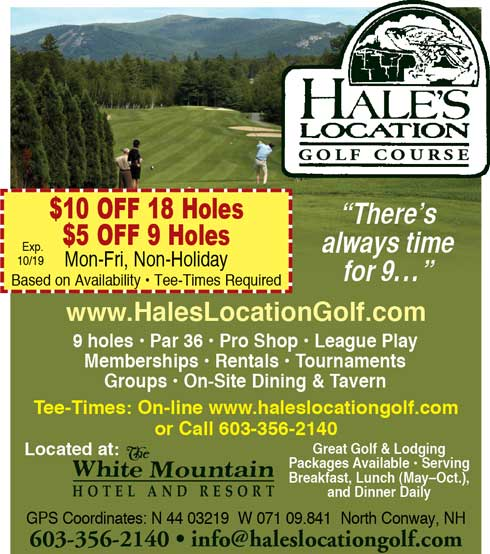 Hales Location Golf