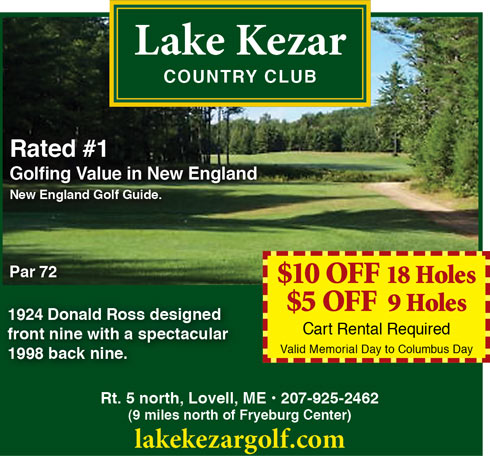 Lake Kezar Country Club