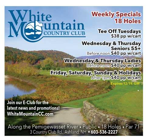 White Mountain CC