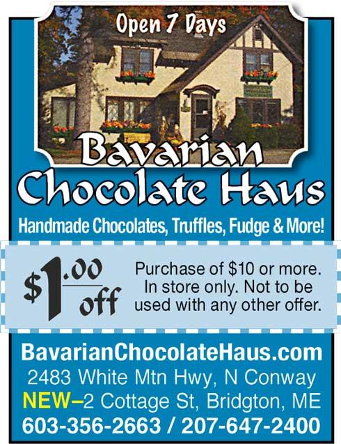 Bavarian Chocolate Haus