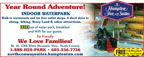 Hampton Inns Waterpark
