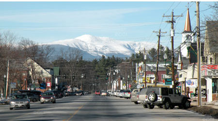 Main Street North Conway, NH
