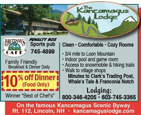 Kancamagus Motor Lodge