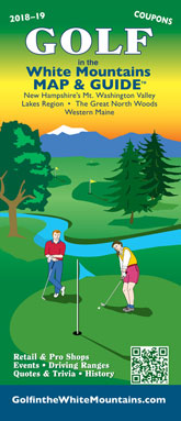 New Hampshire Golf Courses - White Mountains, Lakes Region, The Great North Woods