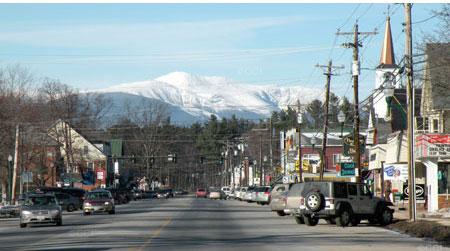 Main Street North Conway, NH
